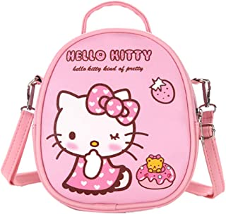 Kerr's Choice Hello Kitty Bag for Girls | Hello Kitty Crossbody Purse | Girls Cat Bag