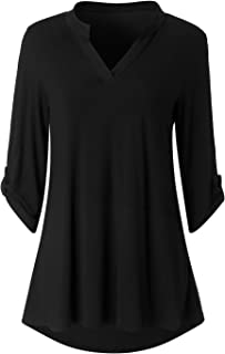 Best black tunic top womens Reviews