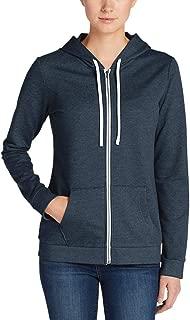 Eddie Bauer Women's Camp Fleece Full-Zip Hoodie