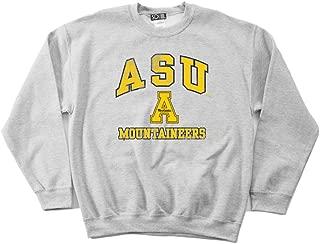 NCAA Appalachian State University Boys Crew Neck Sweatshirt