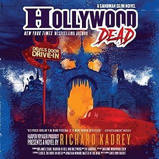 Page de couverture de Hollywood Dead: A Sandman Slim Novel