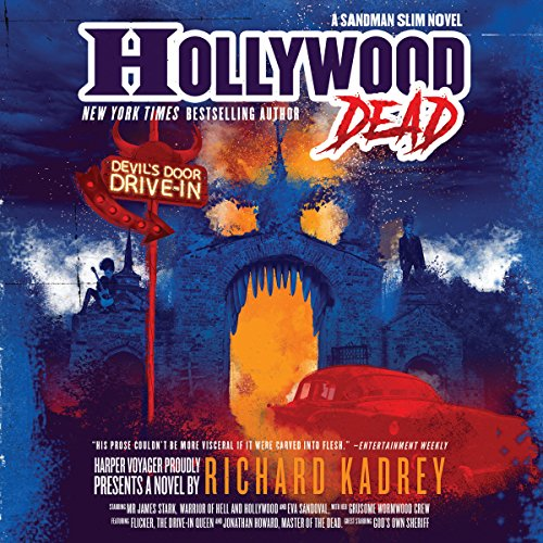 Hollywood Dead: A Sandman Slim Novel audiobook cover art