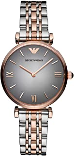 Emporio Armani Classic For Women - Stainless Steel Band Watch - AR1725