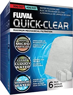 Fluval Fine Filter Water Polishing Pad for 304/305/404/405 Models - 6 Pack