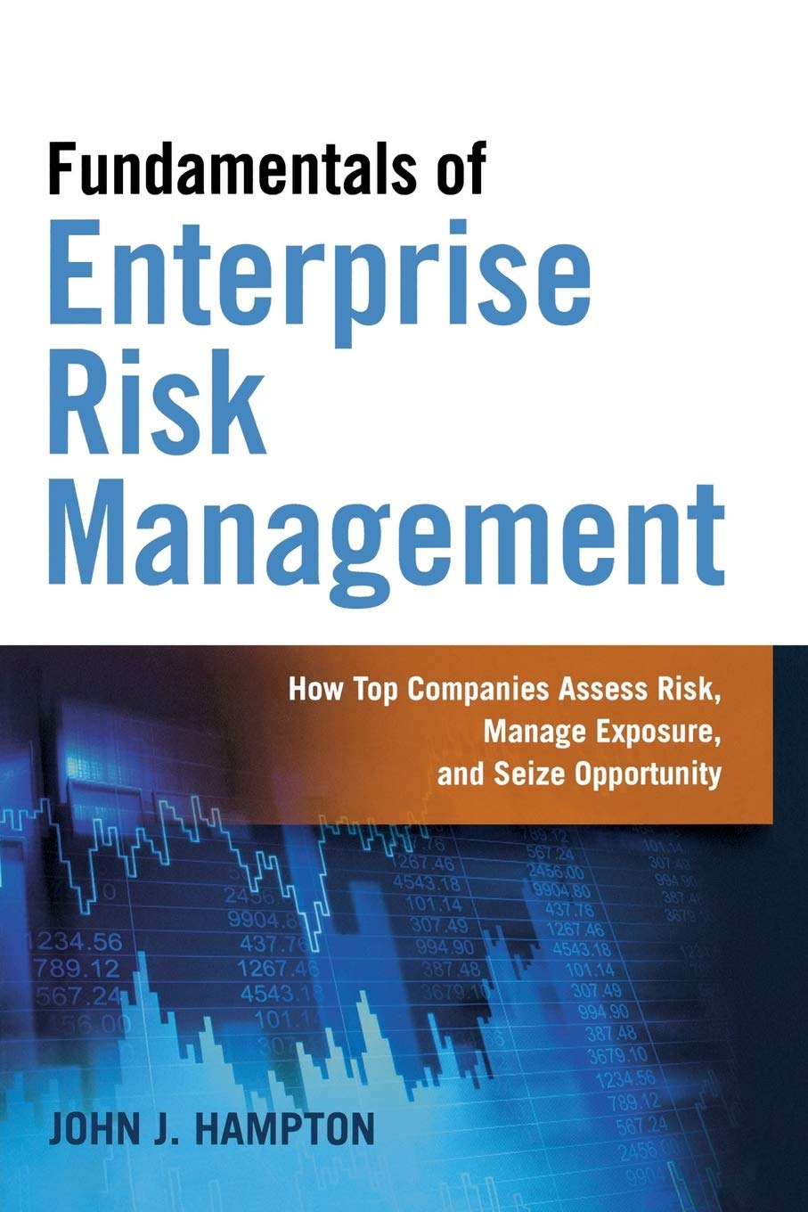 Image OfFundamentals Of Enterprise Risk Management: How Top Companies Assess Risk, Manage Exposure, And Seize Opportunity