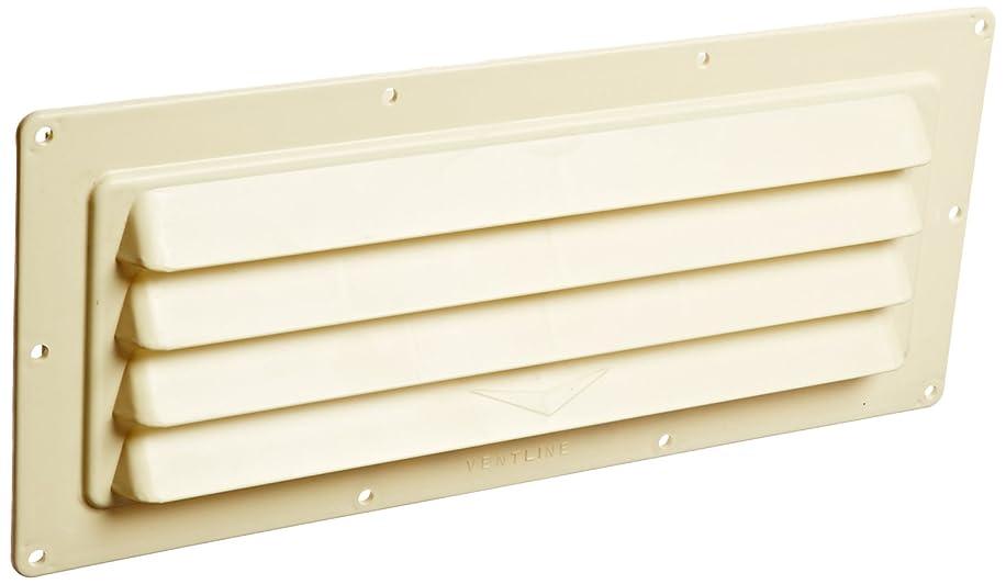 Ventline (V2018-02 Colonial White Exterior Vent for Ducted Range Hoods