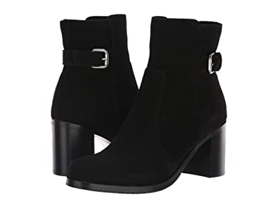 La Canadienne Petra (Black Suede) Women