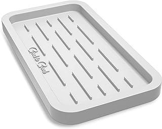 Sponsored Ad – GOOD TO GOOD Sponge Holder - Kitchen Sink Organizer Tray for Sponges, Soap Dispenser, Scrubber, and Other D...