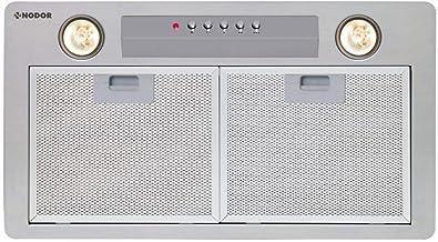 Nodor GAT 850 600 - Campana (Canalizado, 790 m³/h, 49 Db,