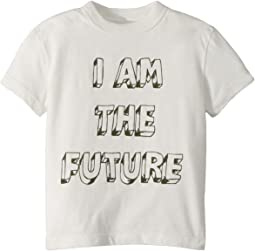 Soft Vintage Jersey Future is Mine Tee (Toddler/Little Kids)