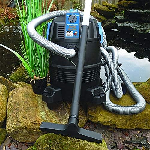 PondHero Sludge Muncher Pond Vacuum 1400W Motor with Accessories