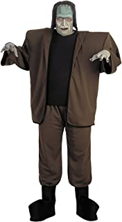 Plus Size Frankenstein Costume for Adult