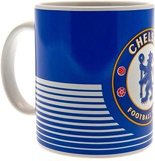 Chelsea FC Mug (One Size) (Blue/White)