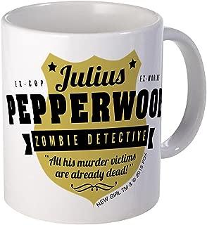 CafePress New Girl Julius Pepperwood Mug Unique Coffee Mug, Coffee Cup