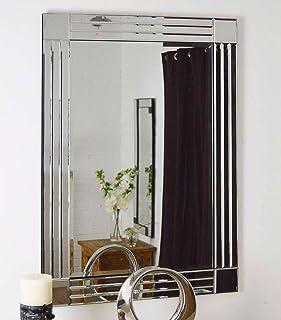 Amazon.fr : miroir mural design