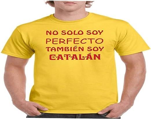 Camisetas divertidas Parent Solo, Tambien Soy Catalan - para ...