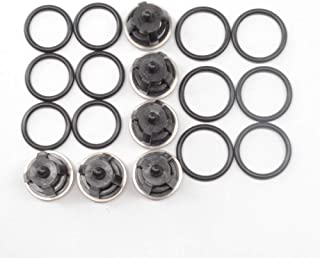 Comet Pump 5025.0025.00 High Flow Check Valve Repair Kit for RW and RWS Series Pumps, 4.9 GPM and Higher