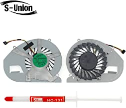 FanEngineer Generic New Laptop CPU Cooling Fan For Sony Vaio Fit 15N SVF15N SVF15N100C SVF15N14CXB SVF15N14CXS SVF15N17CXB SVF15N17CXS SVF15N18PXB SVF15N18SCB Series Replacement Parts