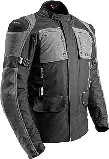 Jaqueta TEXX Armor Masculina Preta com Cinza 3XL