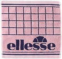 [ellesse(エレッセ)]テニスウェア ハンドタオル [ユニセックス] EAC4721 ヘリテージピンク (HP) 日本 フリーサイズ (FREE サイズ)