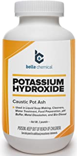 product image for 20 Pounds - Potassium Hydroxide - Food Grade (Caustic Potash)