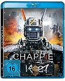 Die Blu-ray von Chappie bei Amazon