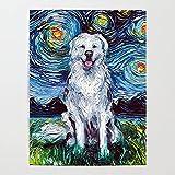 Xpboao Pintar por números - Animal-Big Billy - Lienzo de Lino Pintura al óleo Pintura de Arte Moderno - para Adultos Niños Principiantes - 40x50cm - Sin Marco