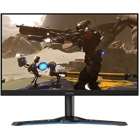 Lenovo Legion Y25-25 24.5-inch FHD LCD Gaming Monitor, 16:9, LED Backlit, AMD FreeSync Premium, 240Hz, 1ms Response Time, 66AAGAC6US