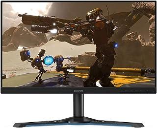 Lenovo Legion Y25-25 24.5-inch FHD LCD Gaming Monitor, 16:9, LED Backlit, AMD FreeSync Premium, 240Hz, 1ms Response Time, ...