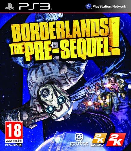 Sony Borderlands: The Pre-Sequel, PS3 videogioco Basic PlayStation 3