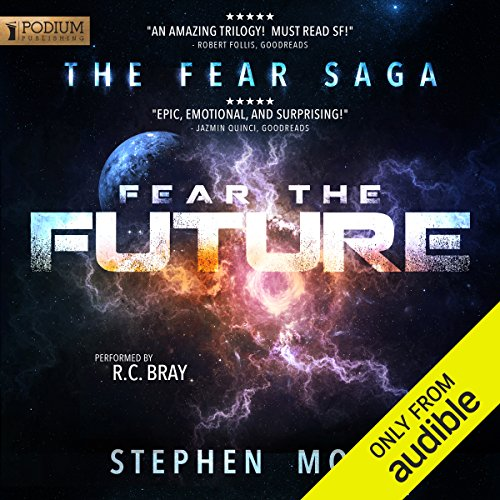 Couverture de Fear the Future