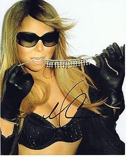 ◆直筆サイン ◆マライア キャリー ◆Mariah Carey ♪Me. I Am Mariah... The Elusive Chanteuse (2014) ♪Playlist: The Very Best of Mariah Carey ...