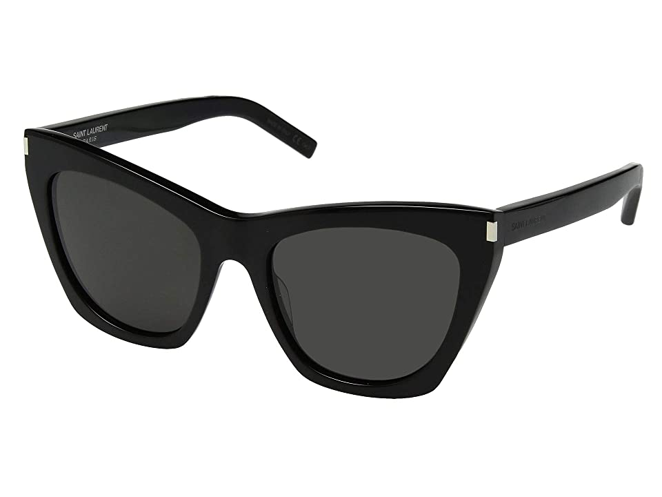 Saint Laurent SL 214 Kate (Black) Fashion Sunglasses
