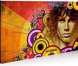 islandburner De Imágenes sobre Lienzo Jim Morrison 1P XXL Póster Lienzo Cuadro de decoración salón Marca