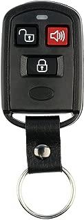 KeylessOption Keyless Entry Remote Car Key Fob Transmitter for Hyundai Elantra, Santa Fe