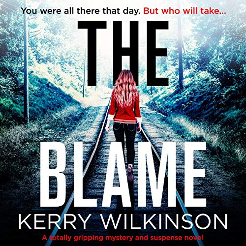 The Blame cover art