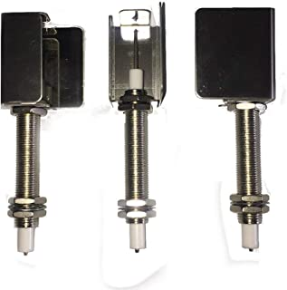 RCK Sales Members Mark Gas Grill SAMS Club Igniter Collector Box with Electrode (3) Three Pack