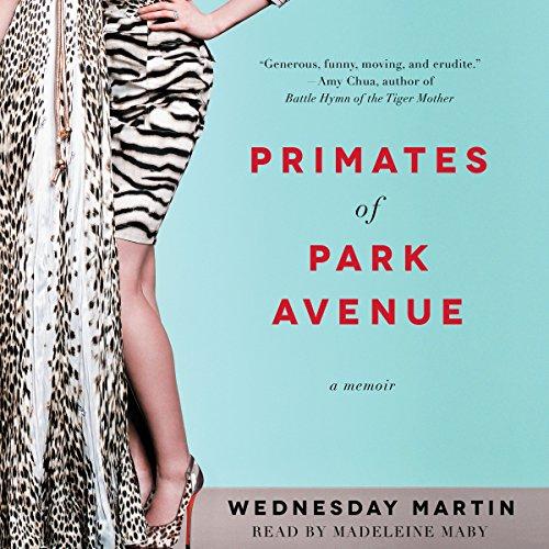 Primates of Park Avenue Titelbild
