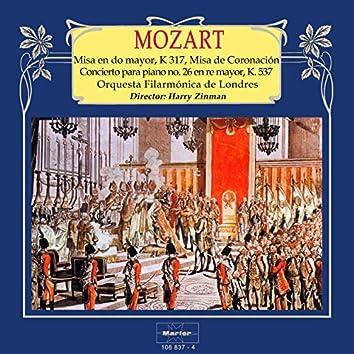 Mozart: Misa de Coronación, K 317 - Concierto de la Coronación No. 26, K. 537