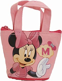 Officially Licensed Disney Mini Handbag Style Coin Purse - Minnie Mouse by Mirage