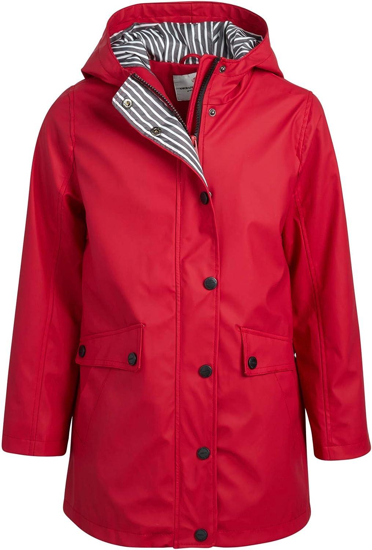 URBAN REPUBLIC Girls' Jacket – Waterproof Slicker Sh Windbreaker Ranking Max 61% OFF TOP3