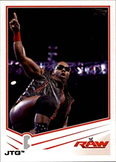 2013 Topps WWE #19 JTG