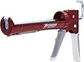 مسدس قضيب السداسي ناعم خالٍ من التنقيط 930-GTD مع مقبض مريح لقاذف التمساح، خرطوشة 1/10 جالون، نسبة دفع 10: 1