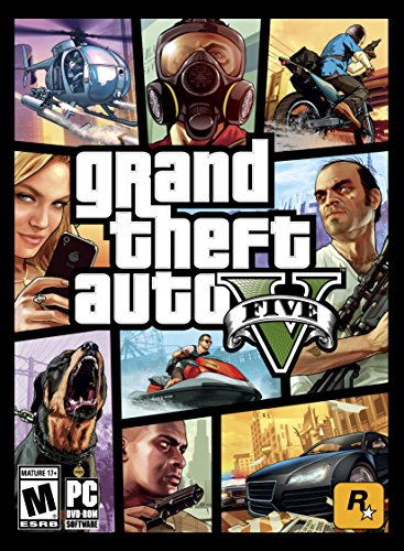Grand Theft Auto V - PC by Rockstar Games