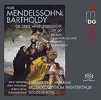 Mendelssohn: The First Walpurgis Night Overtures by DOUGLAS MUSIKKOLEGIUM WINTERTHUR / BOYD