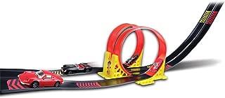 Bburago 31216 - Autobahn Zubehor - Rennstrecke mit Looping Ferrari Dual Loop