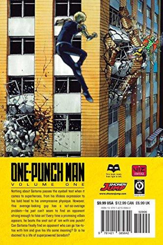 One-Punch Man, Vol. 1 (1)