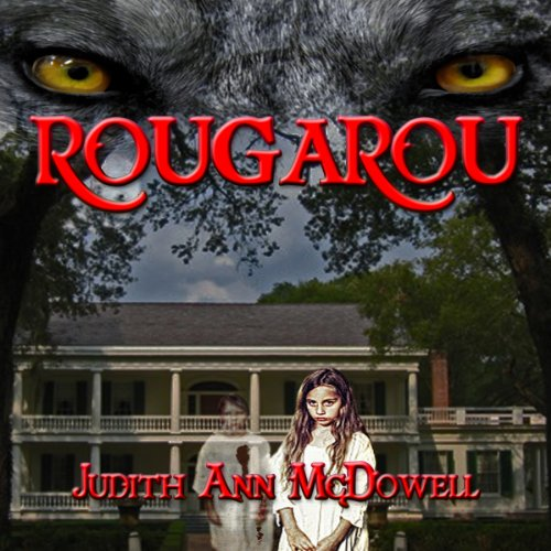 Rougarou audiobook cover art