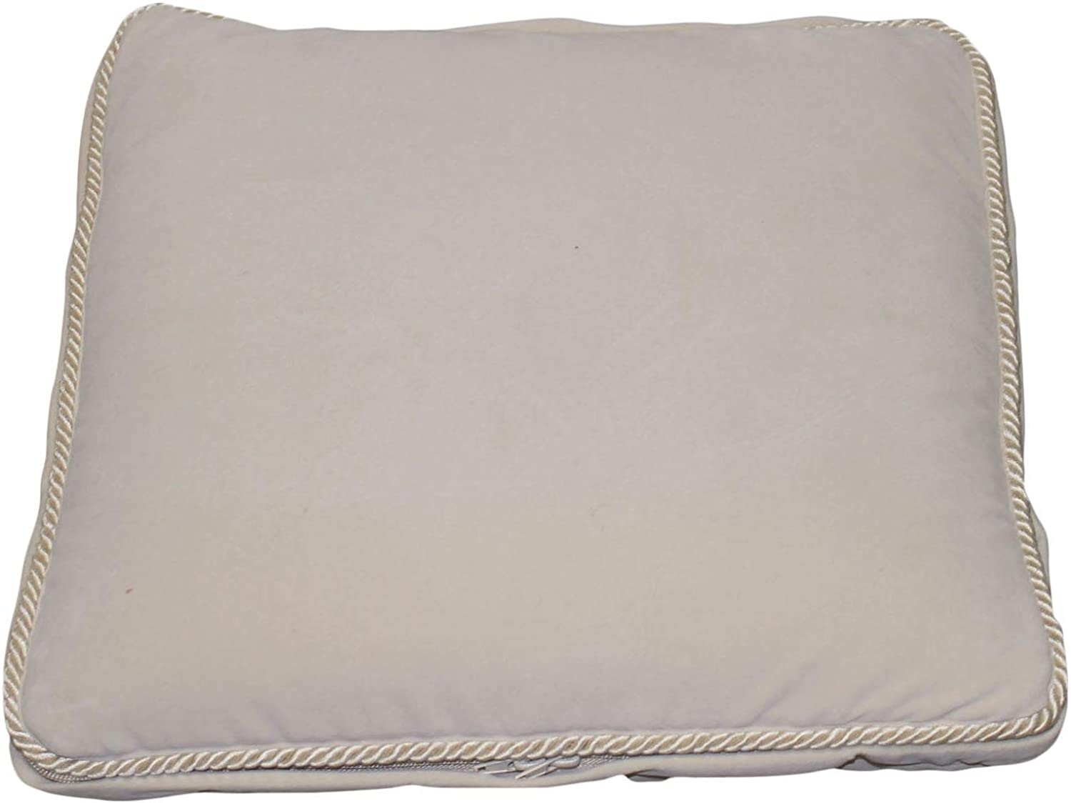 Carolina Pet Ultimate Pillow with Quilted Throw for Pets, Linen