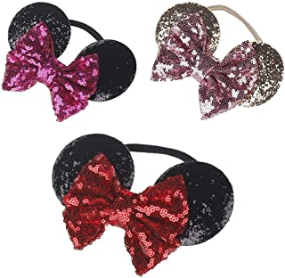 Best minnie mouse ears red bow Reviews